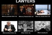 Lawyerly Stuff / by Amanda Kutish