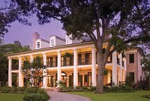 Dream Home / Greek Revival-Neoclassical All the Way / by Cherish @ Southern Soul Mates