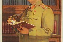 Cartel Ruso de Propaganda