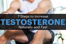 Testosterona e músculos