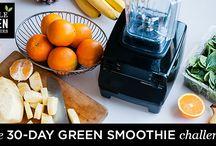 Grön smoothieutmaning