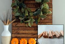 Fall decor / by Tasha Grant