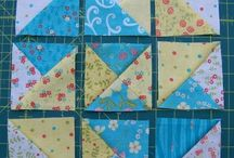 Quilting Like Grandma taught me... / by Amanda Craft