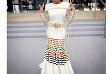 African wedding dresses ideas
