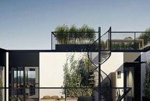 patio au toit