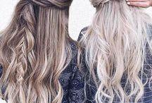 • Hair •