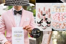 Ślub motyw kolory