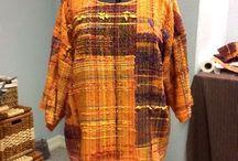 weaving shawl
