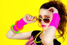 80's party / by Chocoas by Delgraphica