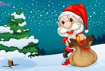 Christmas Santa Claus Wallpaers / Santa Claus Christmas Wallpaers