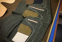 подкладки для пиджаков