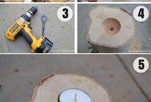 Ý tưởng từ gỗ