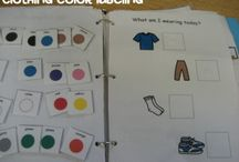 KOLORY / O kolorach - nauka rozpoznawania
