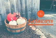 Fall Travel / Want to plan a Fall getaway for yourself or your family? Need some Fall travel fashion inspiration? Check out these pins for ideas and tips.