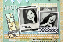 KellyCreates / My scrapbooking pages and paper craft projects