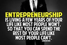 Entrepreneurship / The Entrepreneurship board is all about keeping you motivated to work you business and build your fortune.  #Entrepreneurship #Business #Motivation