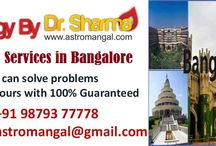 Astrologer in Bangalore / Dr. Sharma ji, a famous astrologer in Bangalore, Karnataka is an expert in handling both astrology and Vashikaran Contact now +91 9879377778 get best solution