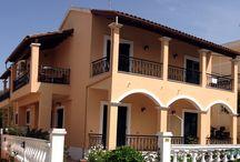Cassiopeia Apartments Kassiopi / Nikos Cassiopeia Apartments. Holidays, accommodation Kassiopi Corfu