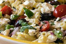 Salads / by Krista Collins