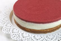 The Stephenson Street Cheese Cake / There's a new cake in Milan, Italy.