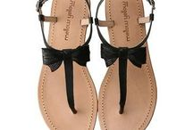 Sandals / by Brianne Hampton