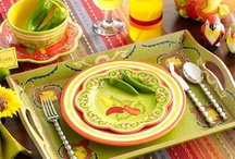 Cinco de Mayo Ideas / Ideas for those May 5th fiestas! I also keep all my Mexican-themed recipes here. :)