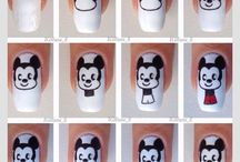 Disney / Uñas