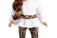 Elsebeth, American doll / Dukketøj