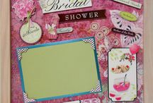 Bridal Shower Layouts / by Dianne Glanz