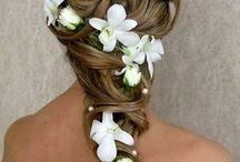 Coiffures Mariage / Cheveux longs ou attachés, avec ou sans voile...des modèles pour trouver la coiffure qui vous ressemble!