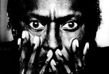 Anton Corbijn - Miles Davis / Dutch Photographer
