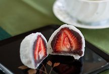 Japanese Food/Wagashi