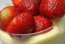 Custard/Pudding/Parfait / by Carolyn Bagwell