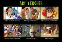 Art Ideas / by Theresa Jones