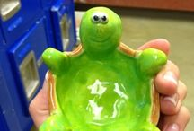 Kids ceramic projects