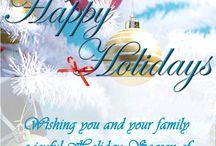 Xmas Holidays / Happy Holidays
