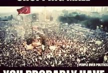 Istanbul Turkey Gezi