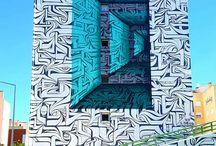 Street Art & Graffitti