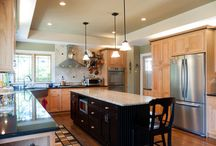 Kitchen Remodel |Elk Grove / Kitchen Remodeling Project from DESIGNfirst Builders focuses on style and simplicity for this Elk Grove Village home.