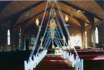 Balloon in Church