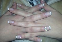 NAILS .. ΝΥΧΙΑ..UNAS / Different  designs,  colors,  combinations ...  and  much  love  !!! / by Nailys-TEC