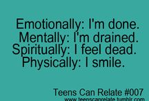 Life As a Teen