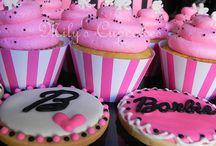 Barbie cupcakes / Cakes