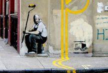 Graffiti art & street art