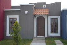 Ideas para pintar la fachada