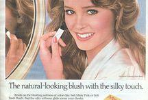 80-е макияж