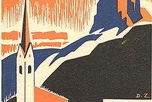 Vintage Poster Ski