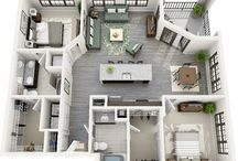 plans d'appartement