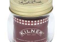 Our Products - Kilner Range