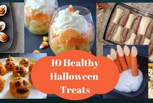 Halloween Recipes and Treats